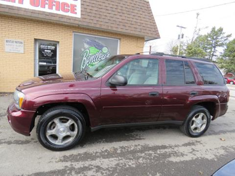2007 Chevrolet TrailBlazer for sale in Bloomington, IL