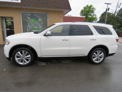 2011 Dodge Durango for sale in Bloomington, IL