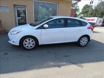 2012 Ford Focus for sale in Bloomington, IL