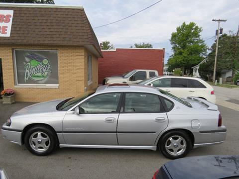 2001 Chevrolet Impala for sale in Bloomington, IL
