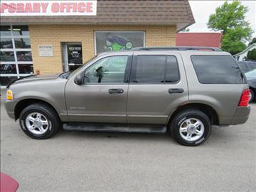 2004 Ford Explorer for sale in Bloomington, IL