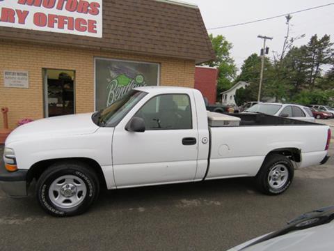 2001 Chevrolet Silverado 1500 for sale in Bloomington, IL