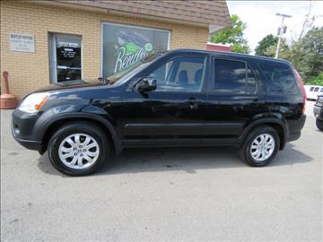 2006 Honda CR-V for sale in Bloomington, IL