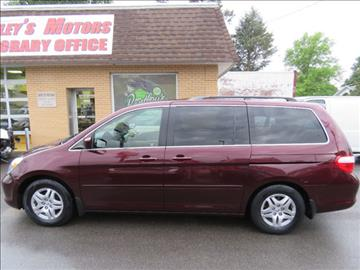 2007 Honda Odyssey for sale in Bloomington, IL