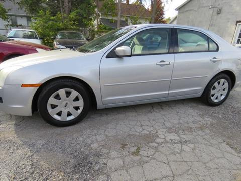 2006 Ford Fusion for sale in Bloomington, IL