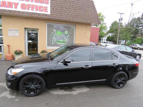 2009 Hyundai Genesis for sale in Bloomington, IL