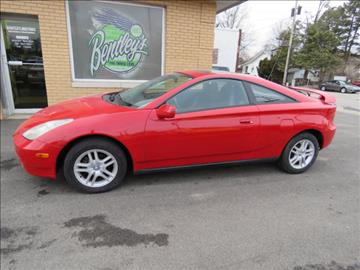 2000 Toyota Celica for sale in Bloomington, IL