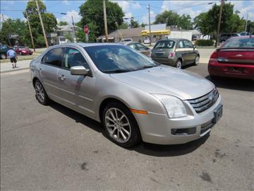 2008 Ford Fusion for sale in Bloomington, IL
