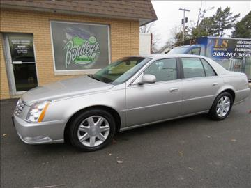 2006 Cadillac DTS for sale in Bloomington, IL
