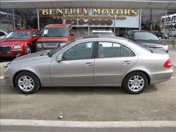 2005 Mercedes-Benz E-Class for sale in Bloomington, IL