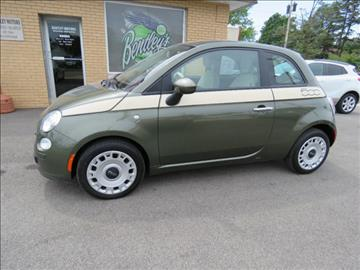 2012 FIAT 500 for sale in Bloomington, IL