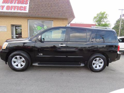 2005 Nissan Armada for sale in Bloomington, IL