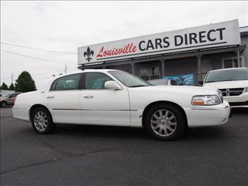 2006 Lincoln Town Car for sale in Louisville, KY