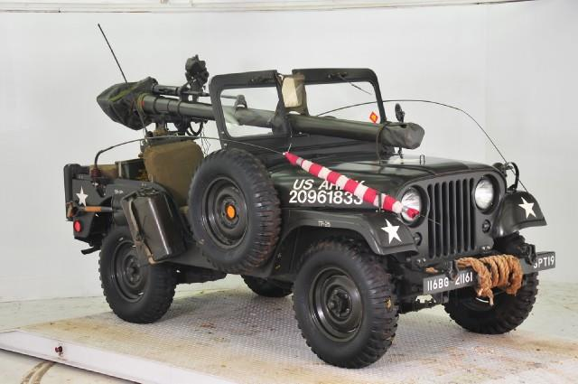 1955 Willys M38 MILITARY for sale in VOLO IL