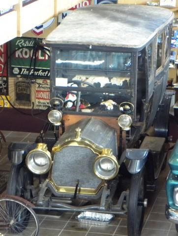 1910 PACKARD MODEL 30 for sale in VOLO IL