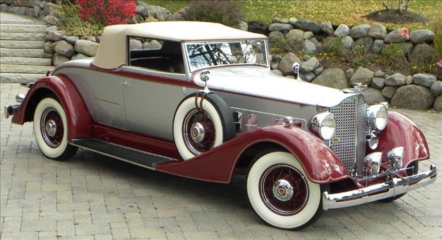 1934 Packard Model 1101 for sale in VOLO IL
