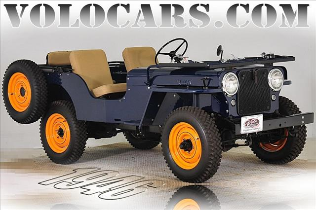 1946 Willys Jeep for sale in VOLO IL