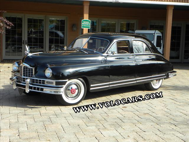 1949 Packard Custom Eight for sale in VOLO IL
