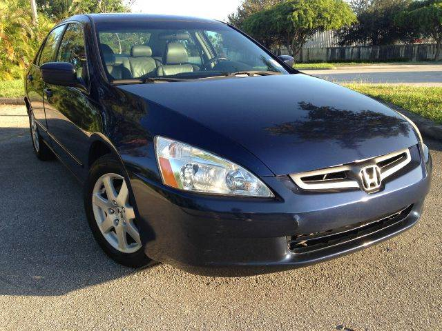 2005 Honda Accord for sale in Davie FL