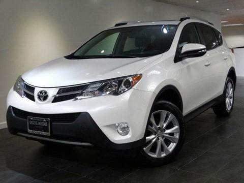 2013 Toyota RAV4 for sale in Davie, FL