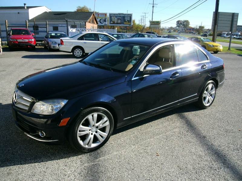 Mercedes benz c class for sale in baltimore md for 2008 mercedes benz c300 4matic for sale