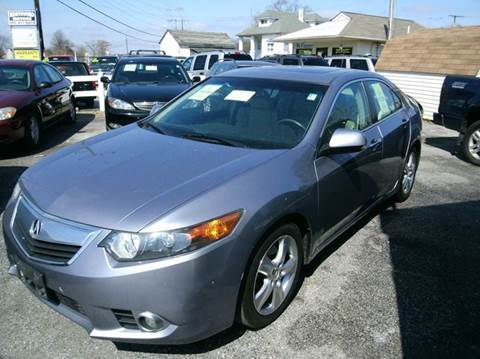2011 Acura TSX for sale in Baltimore, MD