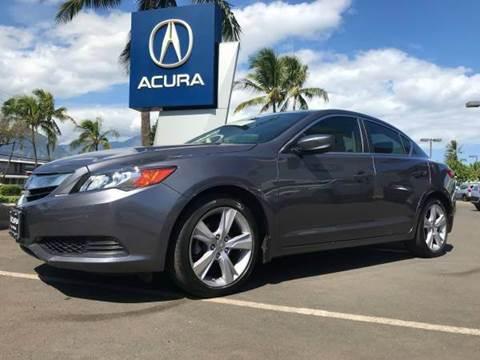2015 Acura ILX for sale in Kahului HI