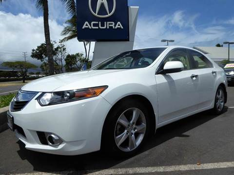 2013 Acura TSX for sale in Kahului, HI