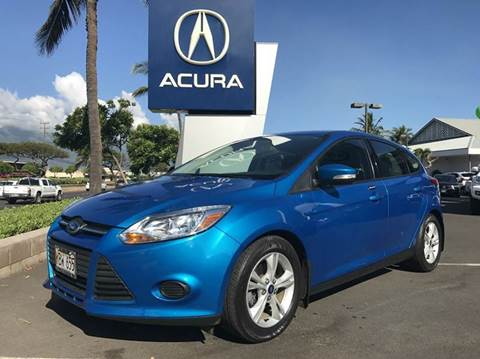 2014 Ford Focus for sale in Kahului, HI