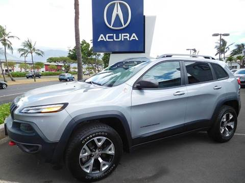 2014 Jeep Cherokee for sale in Kahului, HI
