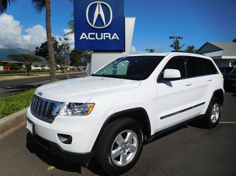 2013 Jeep Grand Cherokee for sale in Kahului, HI