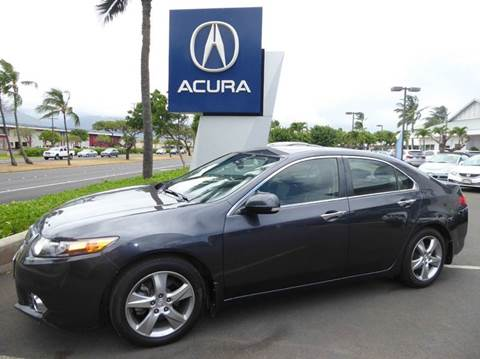 2014 Acura TSX for sale in Kahului HI