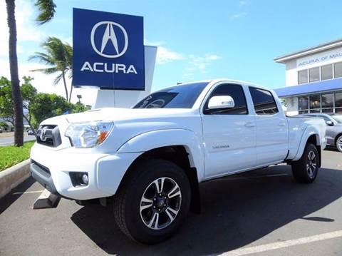2015 Toyota Tacoma for sale in Kahului, HI