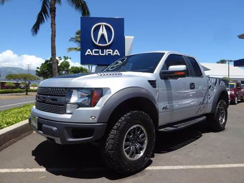2011 Ford F-150 for sale in Kahului, HI