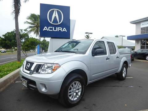 Nissan frontier for sale visalia ca for South maui motors inventory