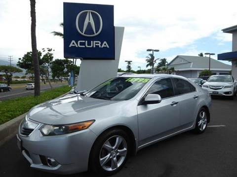 2011 Acura TSX for sale in Kahului, HI