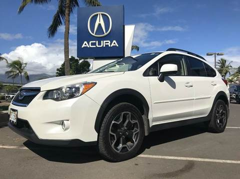 2014 Subaru XV Crosstrek for sale in Kahului, HI