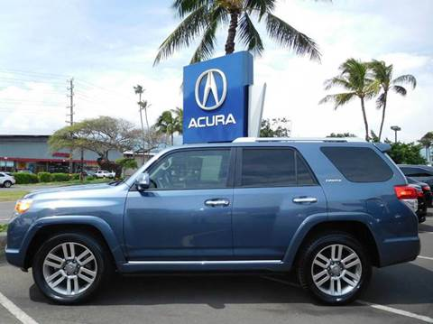 2012 Toyota 4Runner for sale in Kahului, HI