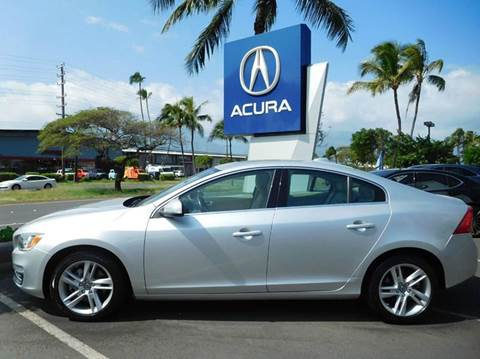 2014 Volvo S60 for sale in Kahului, HI