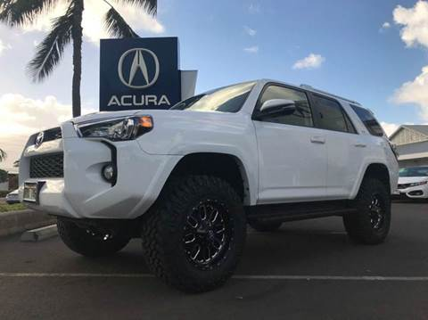 2015 Toyota 4Runner for sale in Kahului, HI