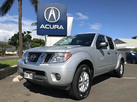 2016 Nissan Frontier for sale in Kahului, HI