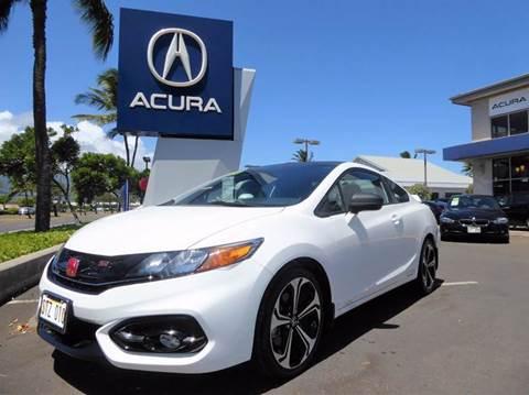 2015 Honda Civic for sale in Kahului, HI