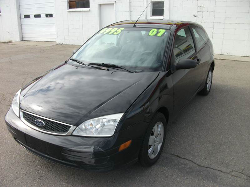 2007 ford focus zx3 se 2dr hatchback in garden city id right choice auto. Black Bedroom Furniture Sets. Home Design Ideas