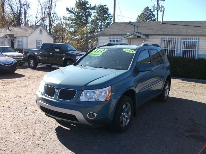 2008 Pontiac Torrent Base Awd 4dr Suv In Boise Id Right