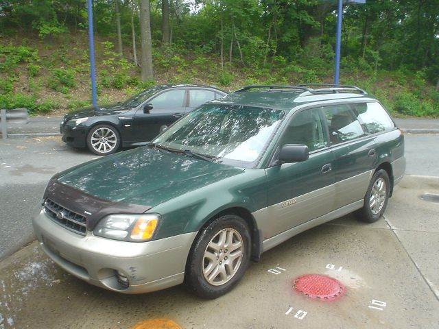 2002 subaru outback wagon w all weather package west. Black Bedroom Furniture Sets. Home Design Ideas