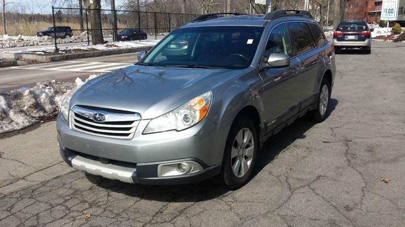 2011 Subaru Outback 25i Limited Awd 4dr Wagon In West Roxbury Ma