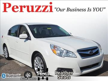 2012 Subaru Legacy for sale in Fairless Hills PA