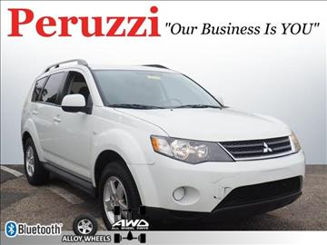 2009 Mitsubishi Outlander for sale in Fairless Hills PA