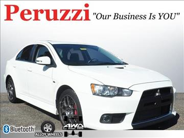 2015 Mitsubishi Lancer Evolution for sale in Fairless Hills, PA