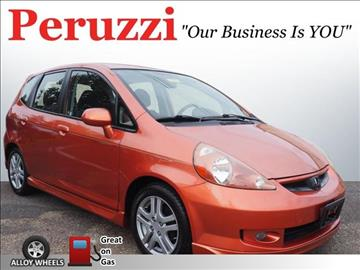 2008 Honda Fit for sale in Fairless Hills PA